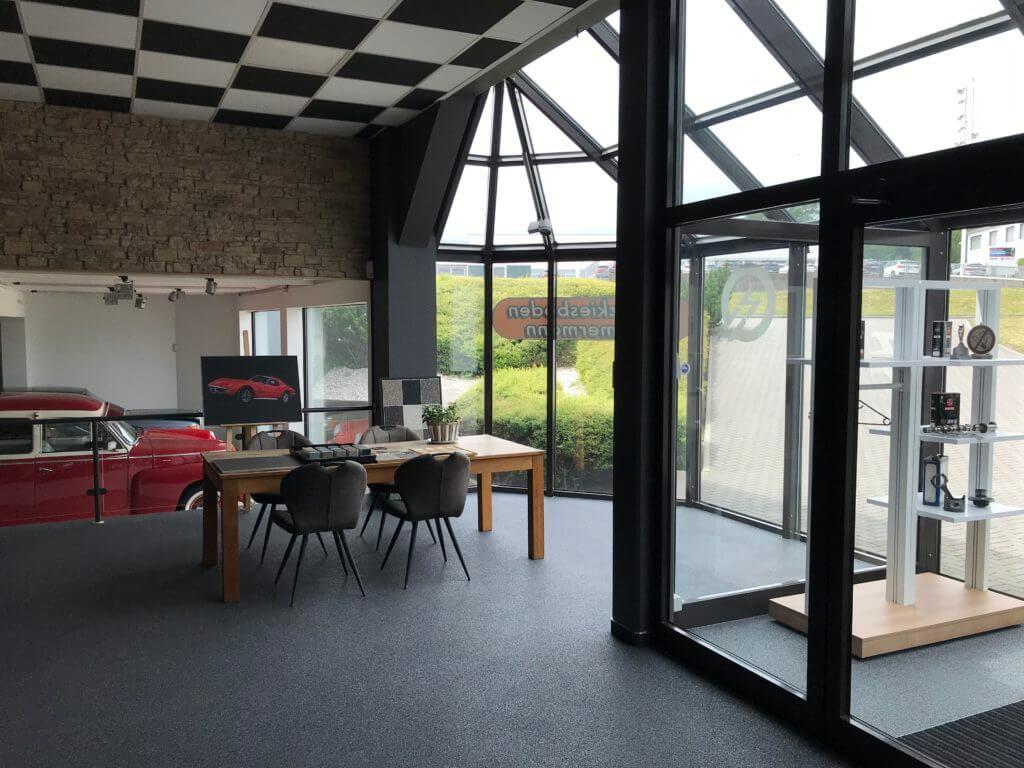 Quarzkiesboden Zimmermann Indoor