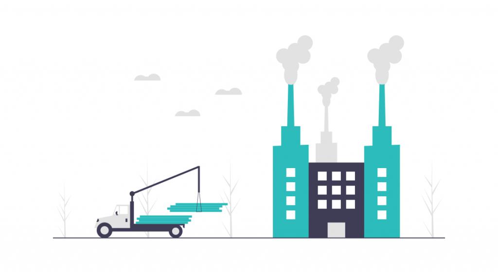 Industrie Illustration