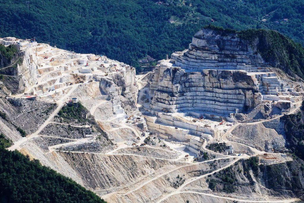Marmor Steinbruch