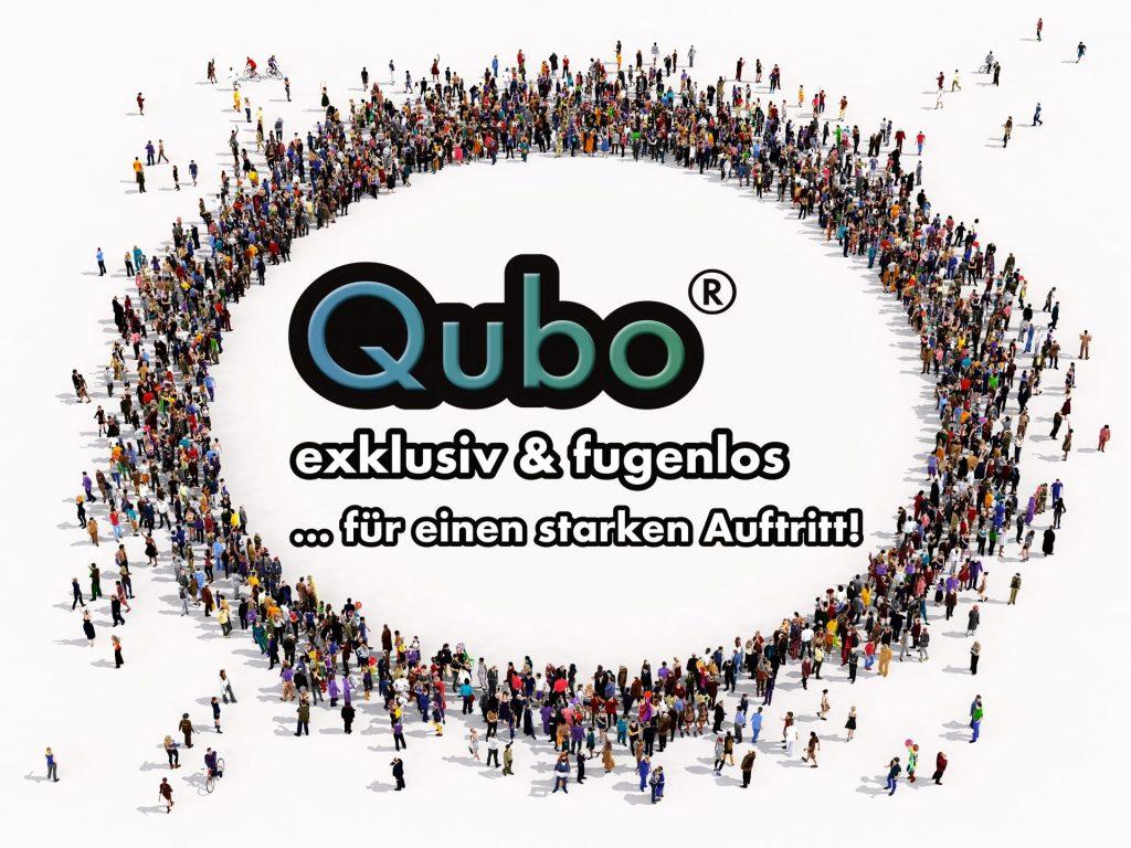 Qubo® Logo Masse