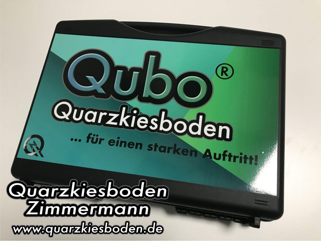 Qubo Musterkoffer aussen
