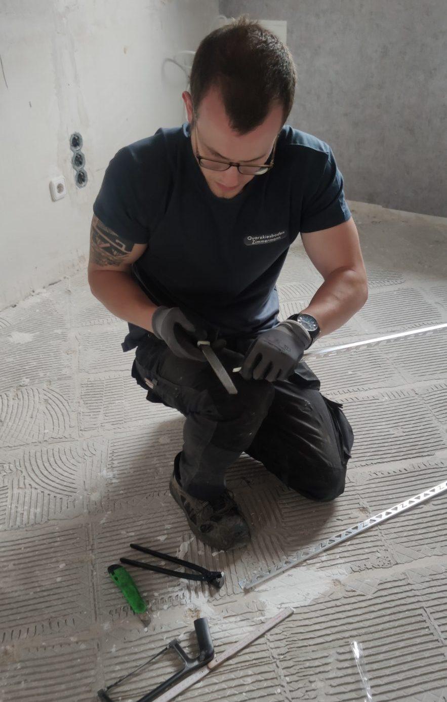 Steinteppich Schiene bearbeiten e1630065097413