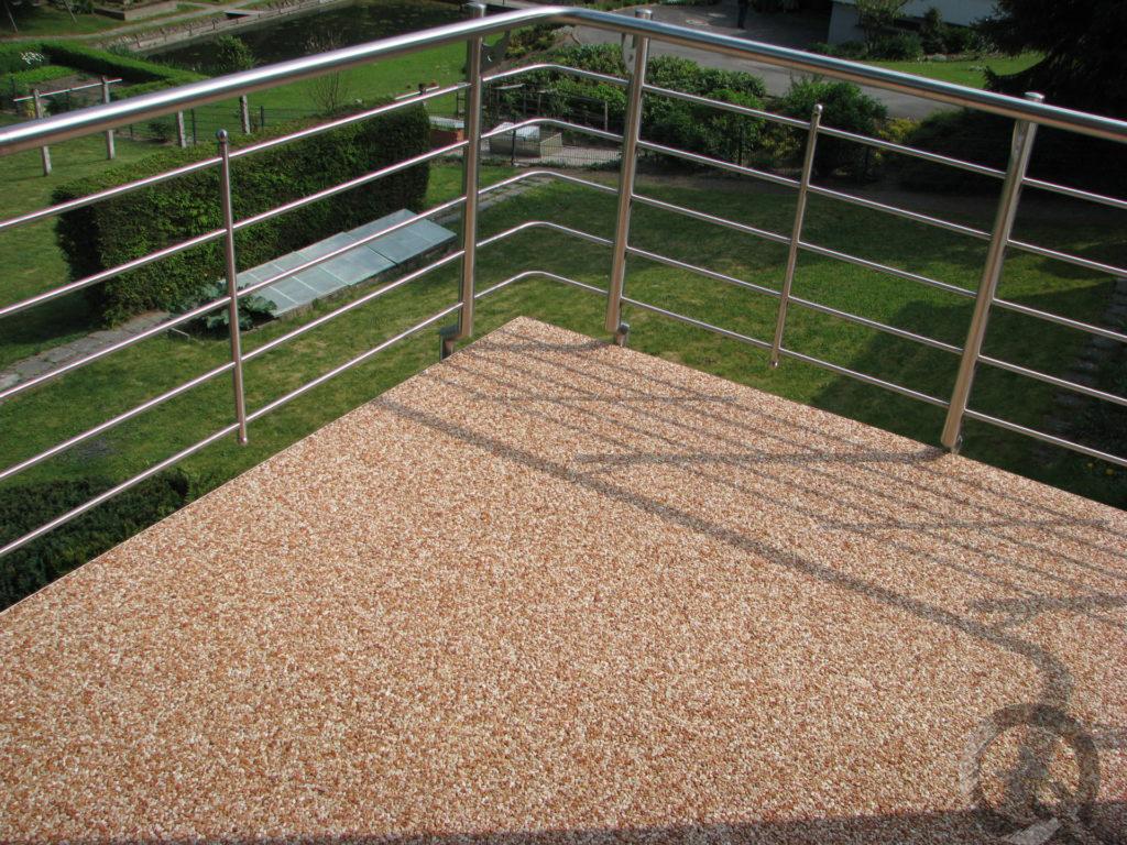 Steinteppich outdoor