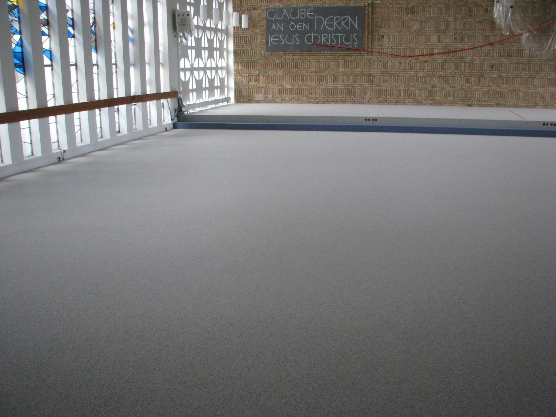 FeG Kierspe Steinteppich